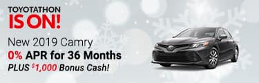 0.0% APR for 36 Months plus $1000 bonus cash