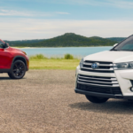 2019 Toyota Highlander Colors