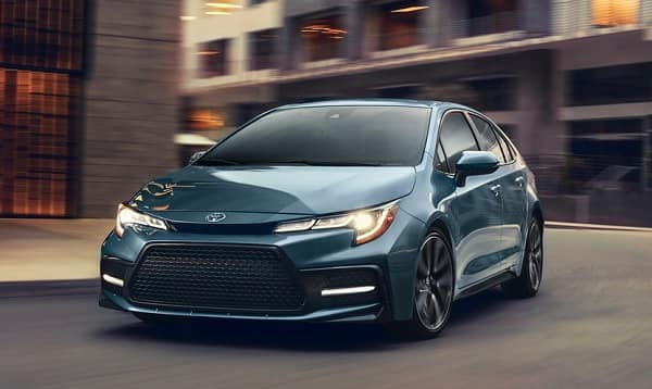 New 2020 Toyota Corolla LE Lease $169 per month / 36 Months / $3,168 due at signing
