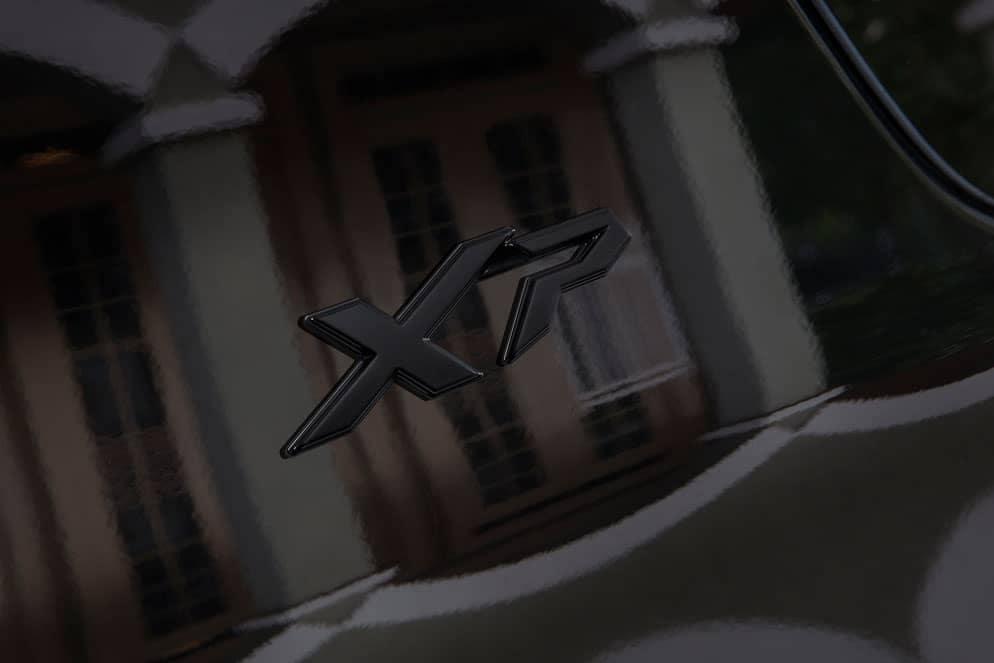 Toyota 4Runner XP black badging