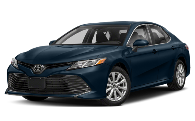 2019 Toyota Camry L blue
