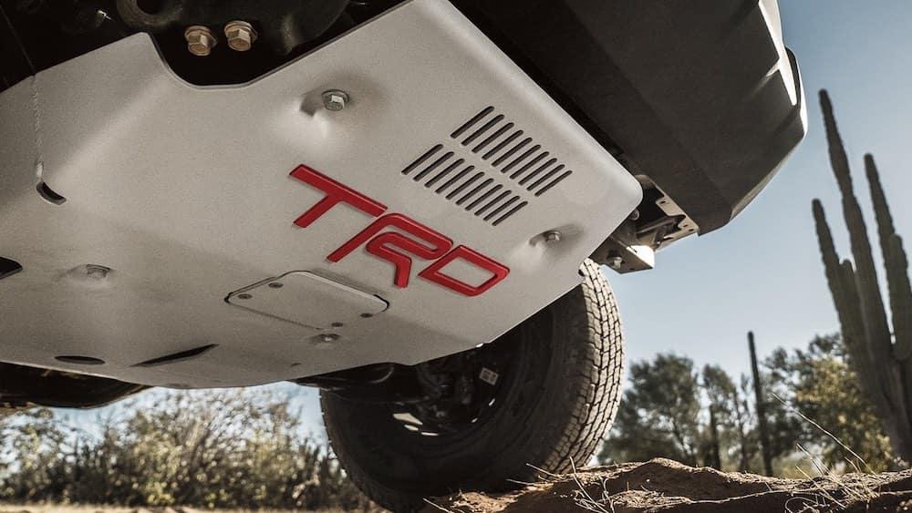2019 Toyota Tacoma TRD Pro skid plate