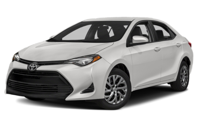 2020 Toyota Corolla L in white
