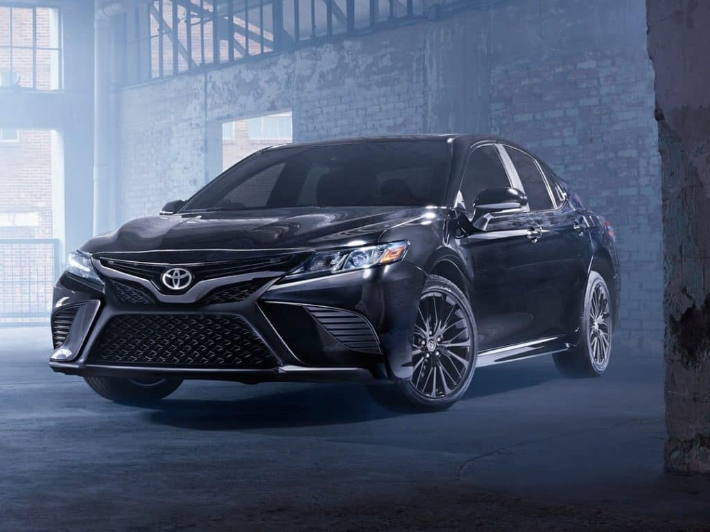 New 2020 Toyota Camry 0.9% APR for 60 Months