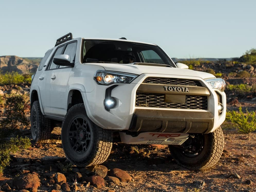 New 2019 Toyota 4Runner 0.0% APR for 48 months
