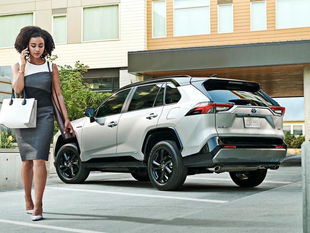 New 2020 RAV4 Lease $249 per Month / 36 Months / with $3,548 due at signing