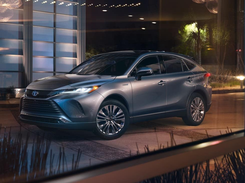 New 2021 Toyota Venza 2.9% APR Financing for 60 Months