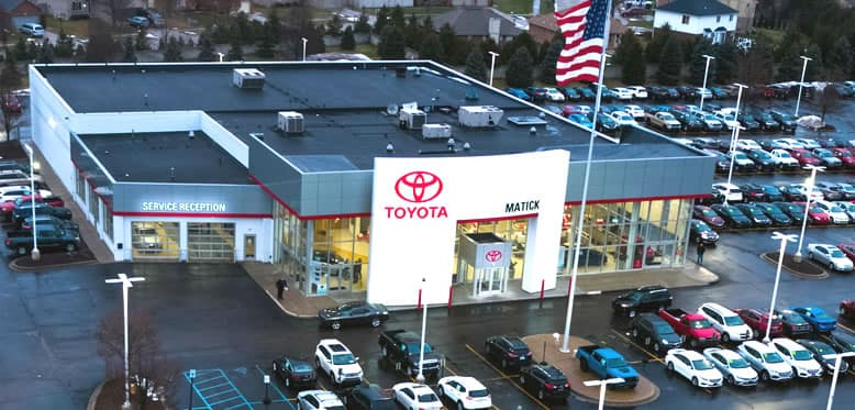 Matick Toyota Dealership