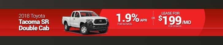 August Tacoma Special