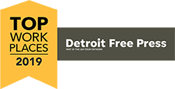 Top Work Places in Detroit 2019