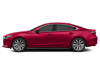 Mazda Model Image - 2019 Mazda 6 sideview