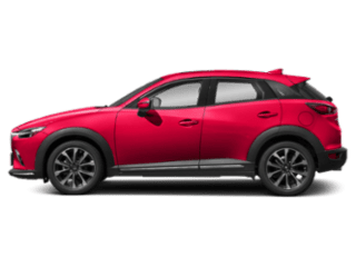 Mazda Model Image - Sideview - 2019 Mazda CX3