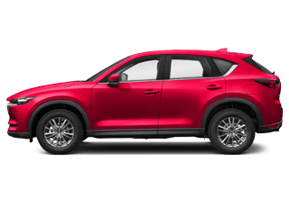 Mazda Model Image - Sideview - 2019 Mazda CX5