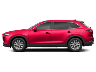 Mazda Model Image - Sideview - 2019 Mazda CX9