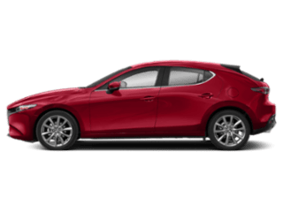 Mazda Model Image - Sideview - 2020 Mazda Mazda3 Hatchback