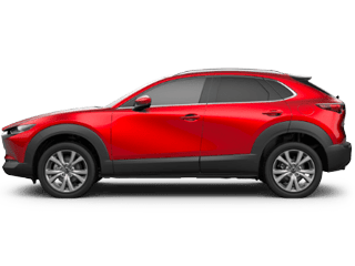 Mazda Model Image - Sideview - CX-30