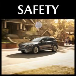 Mazda Safety Technology