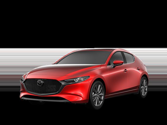 2021 MAZDA3 Hatchback Preferred AWD