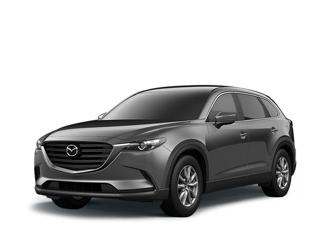 New 2021 Mazda CX-9  Signature