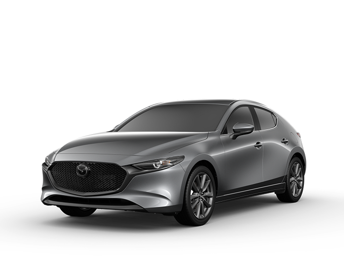 2021 MAZDA3 Hatchback Select