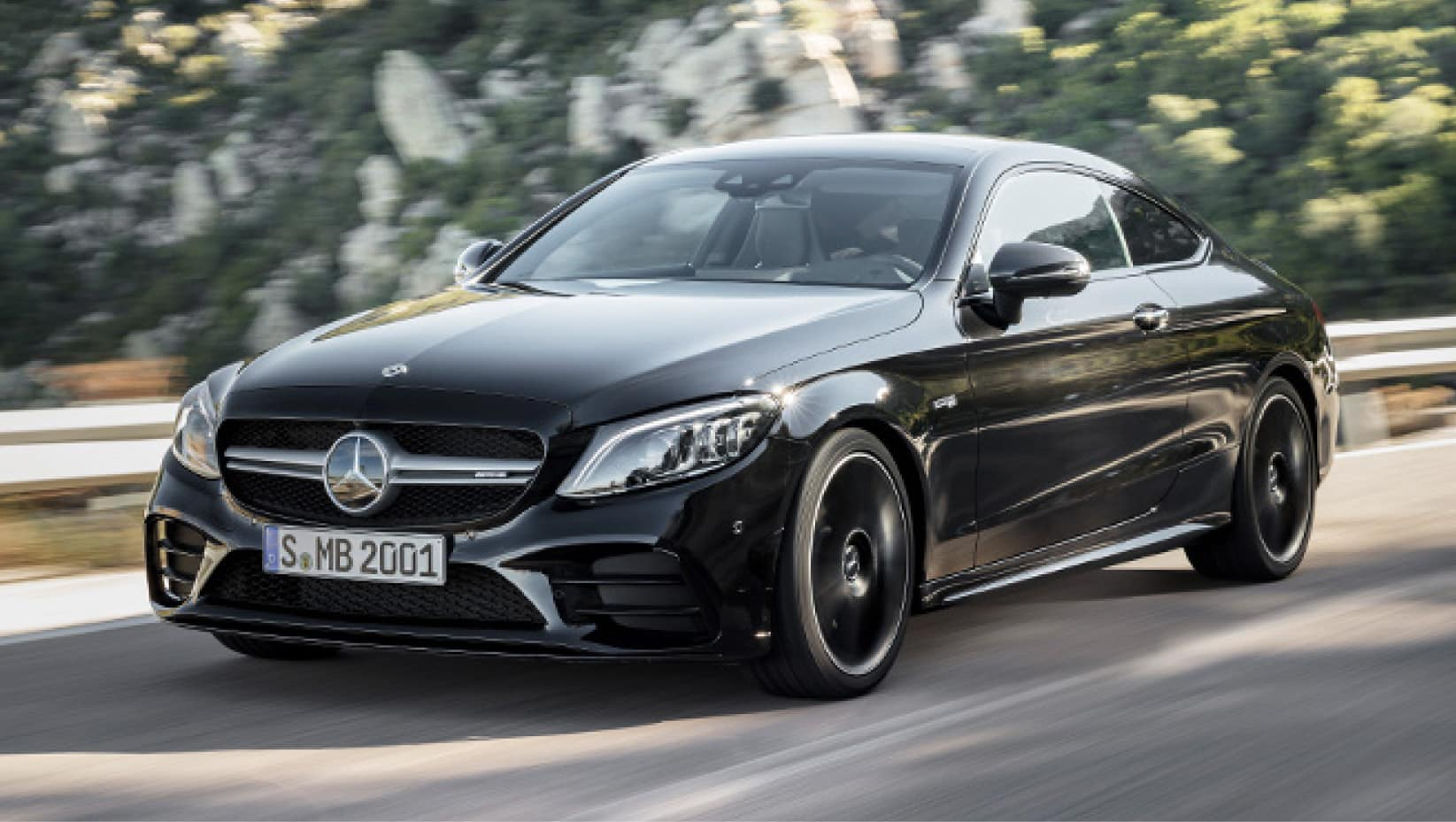 Mercedes C Class Coupe >> Discover The 2019 C Class Coupe Mercedes Benz Manhattan