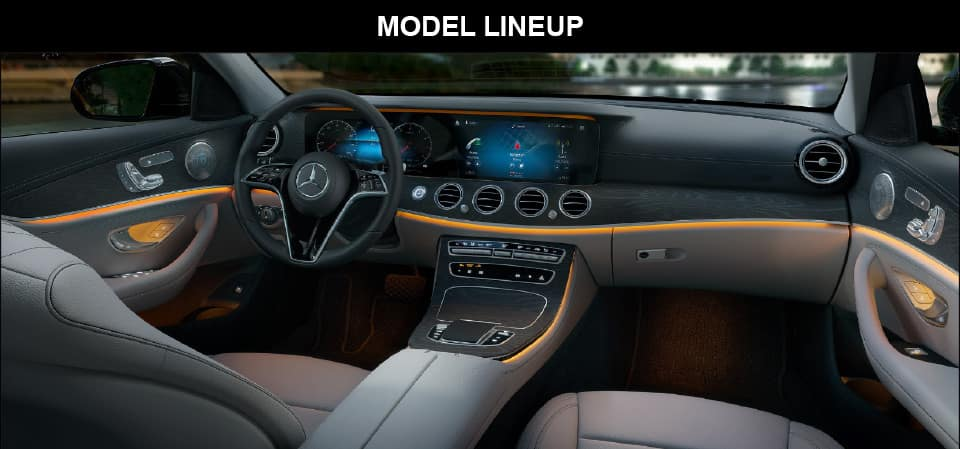 model lineup image
