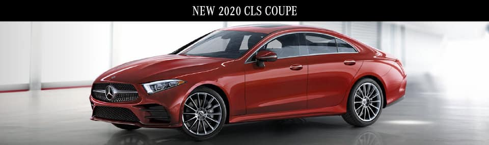 2020 CLS Coupe