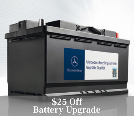 Mercedes-Benz Battery