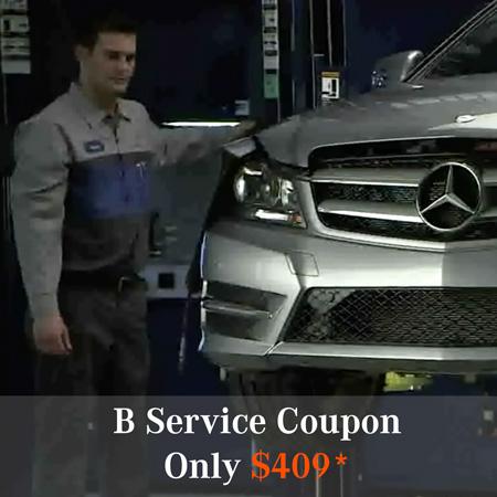 Service B Coupon