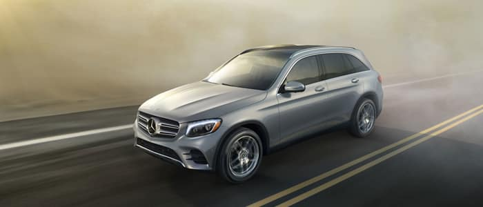 Lease a Certified Pre-Owned 2018 Mercedes-Benz GLC300 4MATIC®