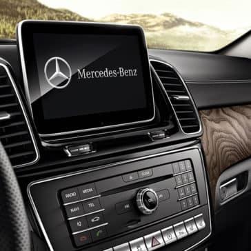2018 MB GLE Touchscreen