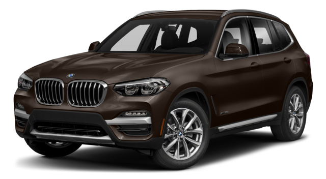 2018 BMW X3 Brown