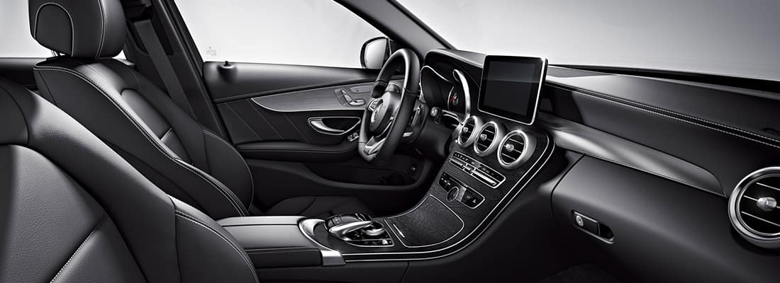 Mercedes Benz Interior >> 2018 Mercedes Benz C Class Interior Features Mercedes Benz