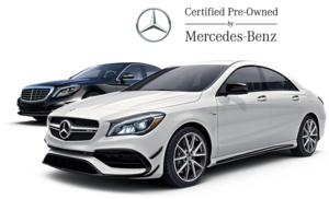 Mercedes-Benz Certified Preowned