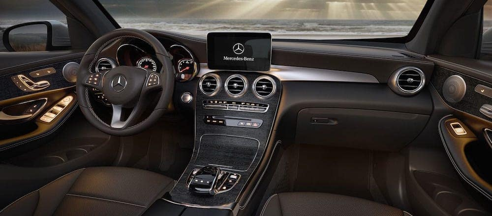 2019 Mercedes-Benz GLC Technology