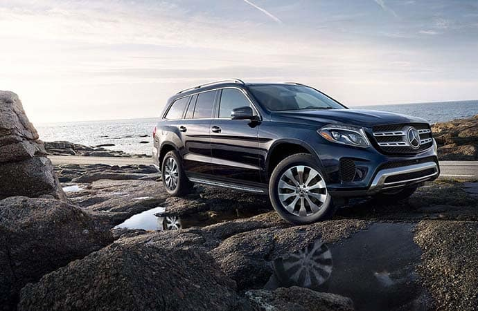 Mercedes-Benz Certified Pre-Owned Lease  2019 GLS450 4MATIC®