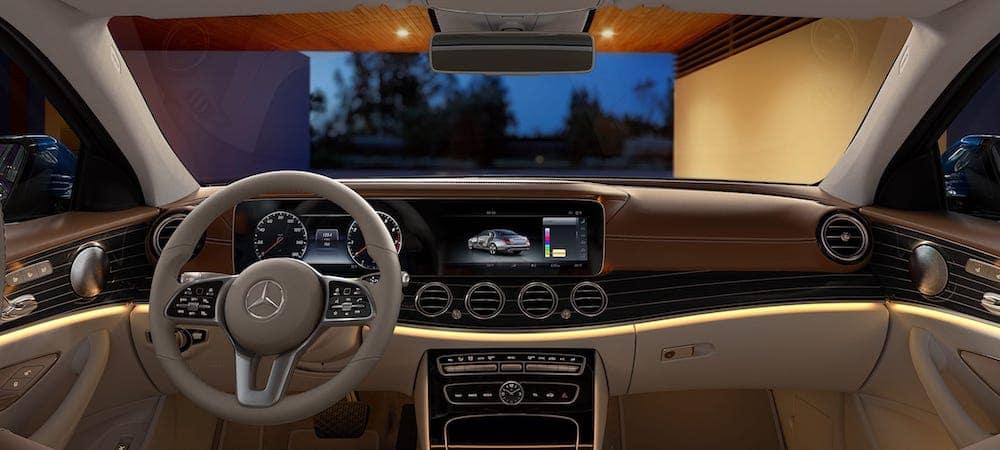 2019 Mercedes Benz E Class Interior Mercedes Benz Of