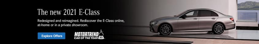 MY21 E-Class eCommerce COTY Dealer Website Banner_845x145