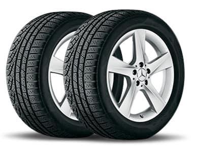mercedes-tires