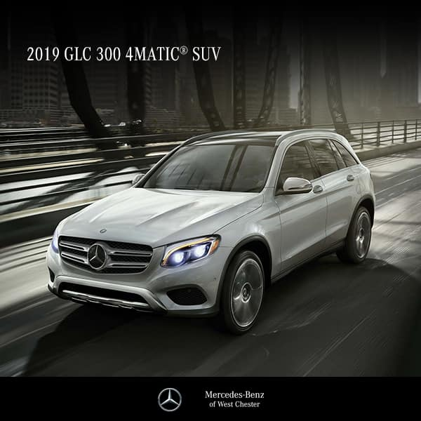 Lease a 2019 GLC300 4MATIC®