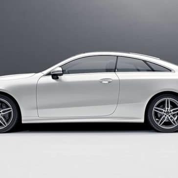 2019 Mercedes-Benz E-Class side profile