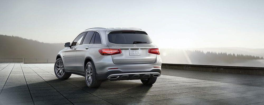 2019 Mercedes-Benz GLC Dimensions | Midsize Luxury SUV