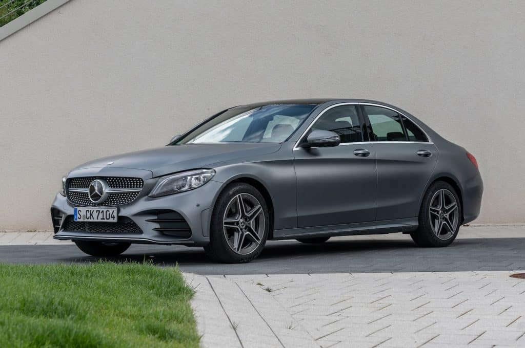 Lease a New 2019 C 300 4MATIC® Sedan
