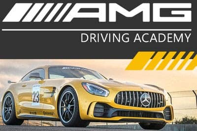 2019 AMG Driving Academy One FREE Entry*