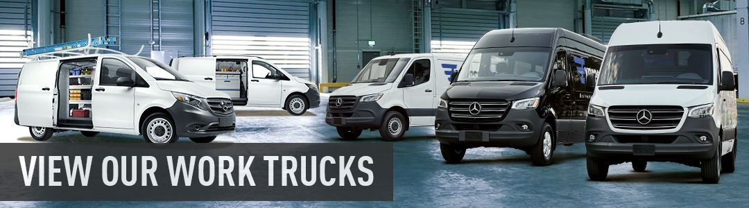 Mercedes-Benz Work Vans