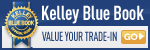Kelly Blue Book value your trade banner