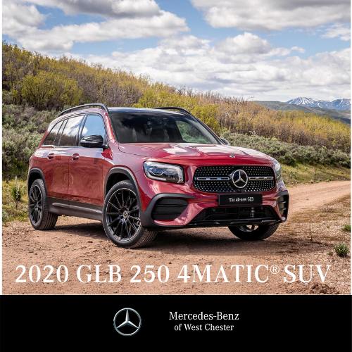 Lease a 2020 GLB 250 4MATIC® SUV
