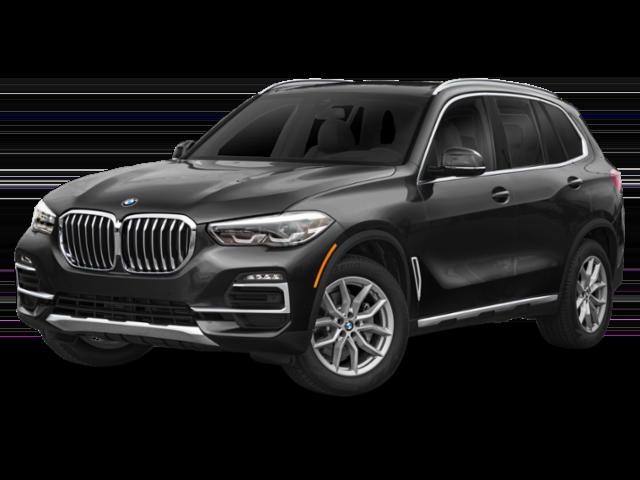 2020 BMW X5 black