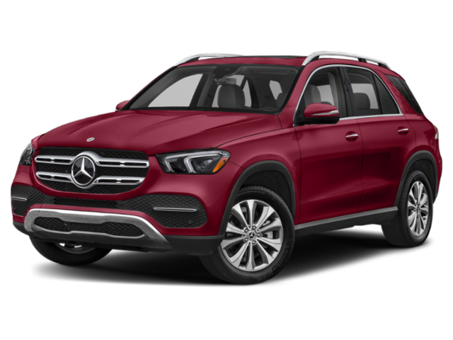 2020 MB GLE red