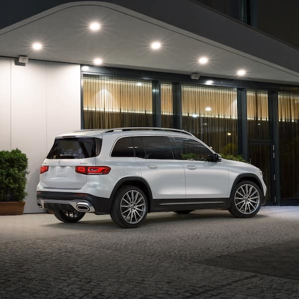 Lease a 2021 Mercedes-Benz GLB 250 4MATIC® SUV